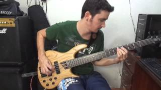 Ramones - Take It as It Comes (Bass Cover)
