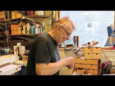 Tenor Guitar Re-fret - Part 1