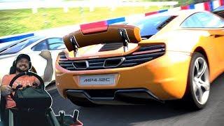 СУМАСШЕДШИЙ чемпионат на СУПЕРКАРАХ!!! Ле-Ман и Gran Turismo 5