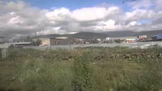 樺太東線(2) ユジノサハリンスク(豊原)~ノヴォアレクサンドロフカ(小沼) 2014年9月5日