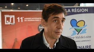 Matthieu Mabin, grand reporter à France 24 - Assises du Journalisme 2018