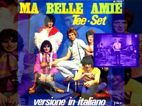 tee set ma belle amie versione in italiano from vinyl