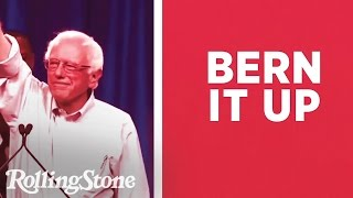 "Bernie Sanders ""Bern It Up"" Remix"