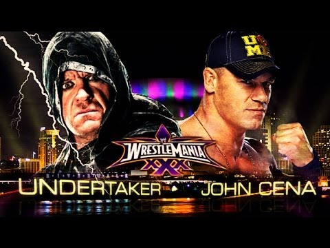 WrestleMania 30 - The Undertaker Vs Johncena (I Quit Match) Full Match HD Travel Video