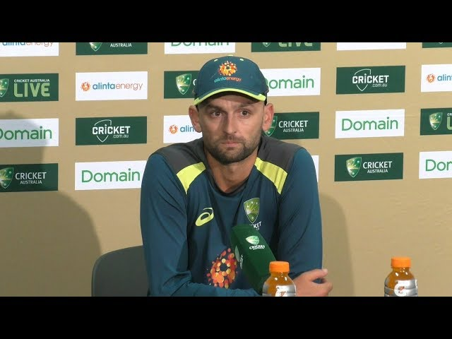 We still believe we can win this game - Nathan Lyon