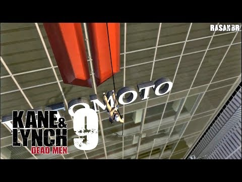 Kane & Lynch - Dead Men walkthrough part 9 (Retomoto Tower) |