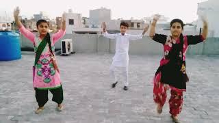 Selfi song | golak bugni bank te batuaa | choreo by arjun singh