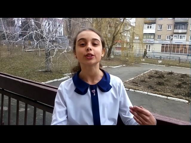 Изображение предпросмотра прочтения – ВикторияТолстенко читает произведение «Неохотно инесмело…» Ф.И.Тютчева