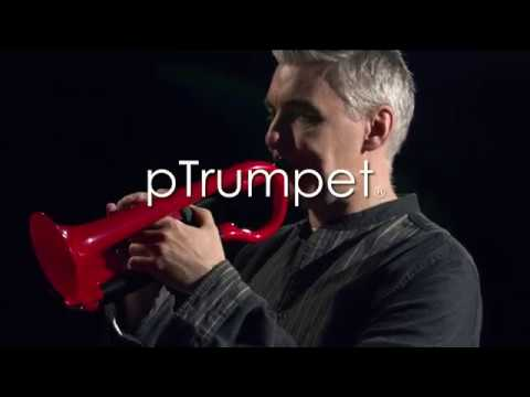pCornet Plastic Cornet, Red  | Gear4music demo