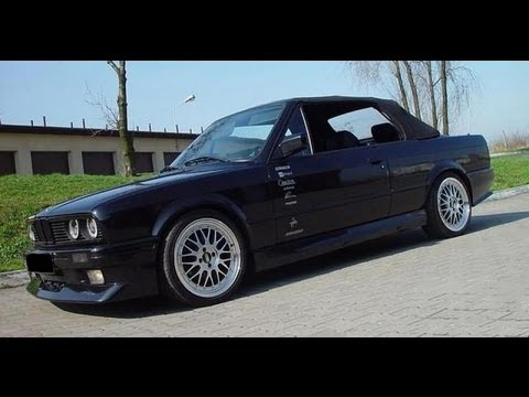 bmw 3 series e30 tuning body kits youtube. Black Bedroom Furniture Sets. Home Design Ideas