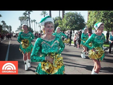 Senior Poms Prove You Can Dance and Cheer at Any Age | TODAY Originals