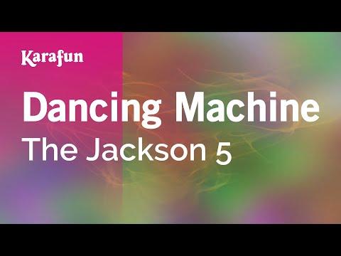Karaoke Dancing Machine - The Jackson 5 *