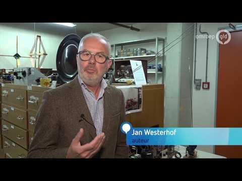 Arnhemmer Jan Westerhof schrijft boek over honderd jaar radio