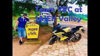 Sajek Tour | Yamaha Riders Club | Part ONE