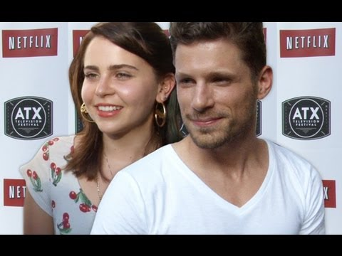 Parenthood Season 5 Scoop: Mae Whitman & Matt Lauria Dish ...