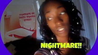 Vlog 128: Potty Training Nightmare!