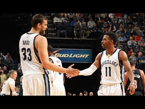 The Memphis Grizzlies Are the NBA