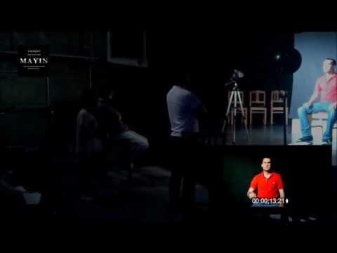MAYIN AUDITION  Kamera Arkası (Backstage) 1