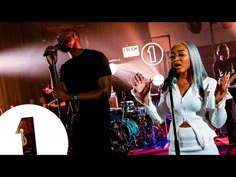 Stormzy - Brown Skin Girl (Beyoncé Cover) Ft Stalk Ashley In The Live Lounge