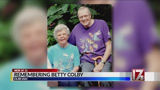 Remembering Betty Colby