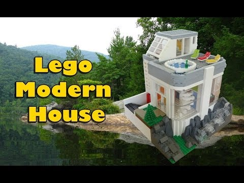 Lets Build Lego Family House 1 Planning It Out Doovi