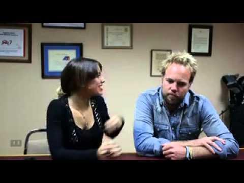 Debi Nova and Kai Brown interview at 94 7 San Jose, Costa Rica