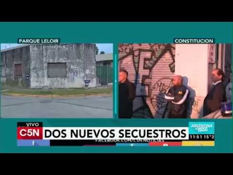 C5N - Policiales: Secuestro, tiroteo y liberación en Parque Leloir