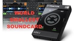 TRACTOR Audio 2 SOUNDCARD DESCRIBE IN HINDI