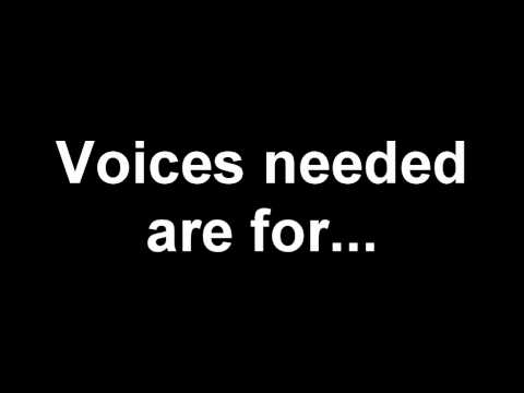 (All voices are decided) Regarding Rabbids on the wild side 5