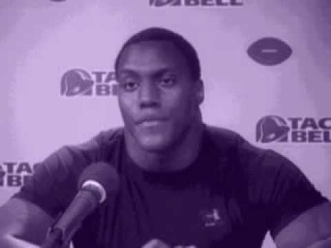 "Takeo Spikes: ""Taco Bell Big Value"""