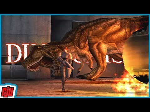 Dino Crisis Part 5 | Survival Horror Game Walkthrough | PC Version Gameplay