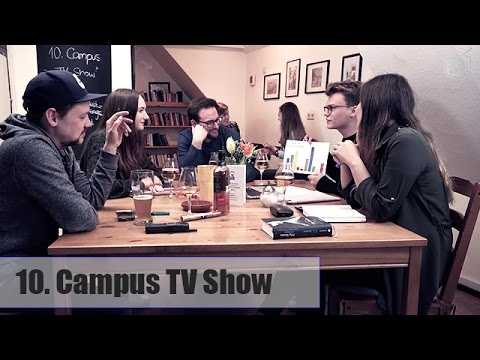 Komplette Sendung: 10.  Campus TV Show