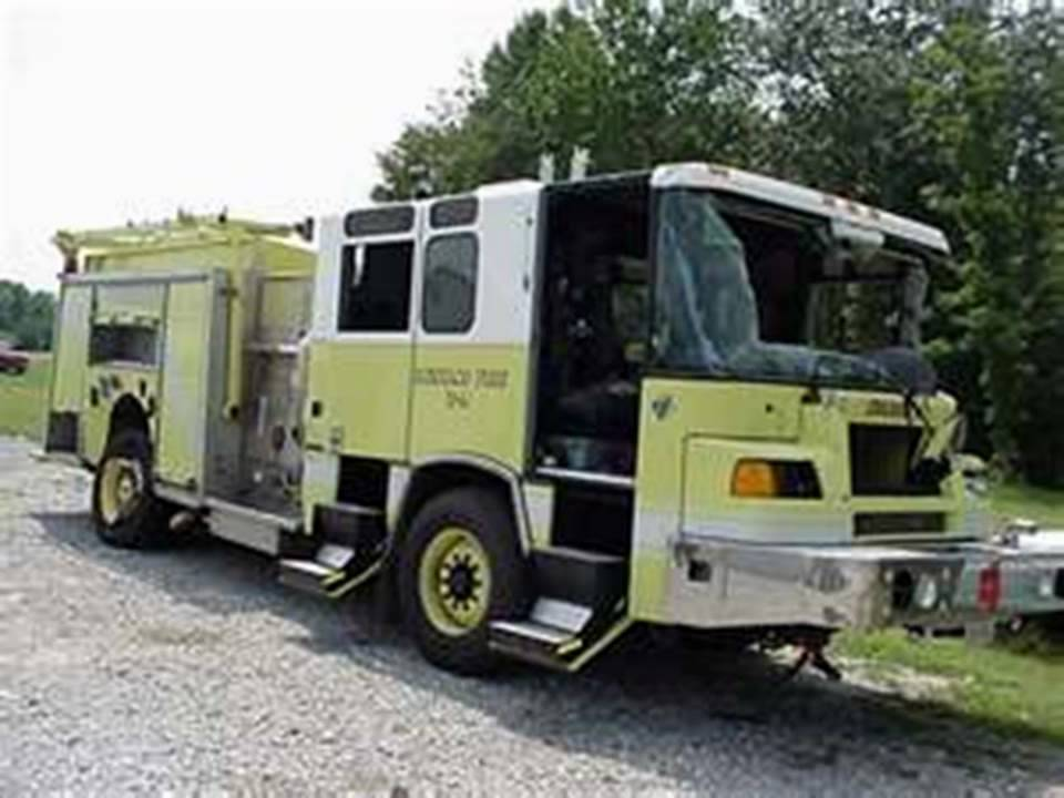 COOL FIRE TRUCKS video - YouTube