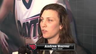 Dayton Women's Basketball NCAA Selection Show Reaction