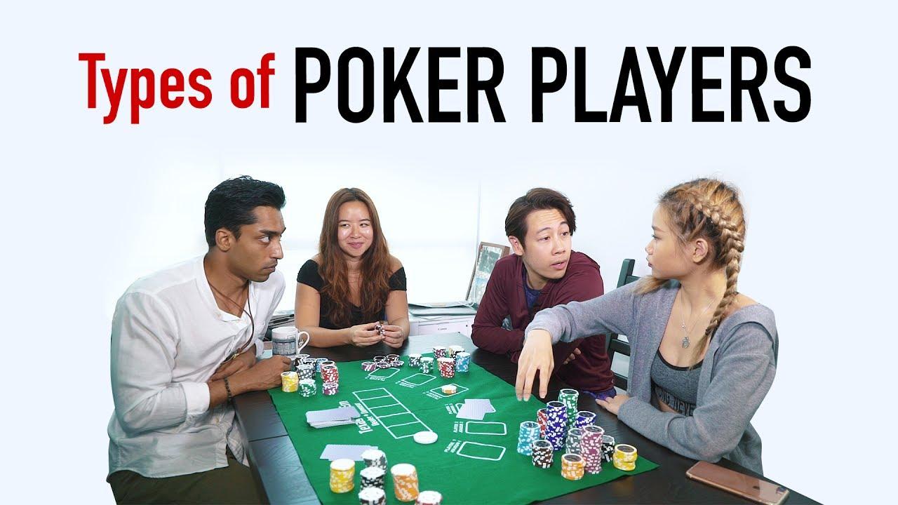 Kinds Of Poker