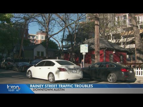 Rainey Street neighbors trying to deal with next wave of changes