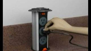 Kitchen Power Grommet - PCS34