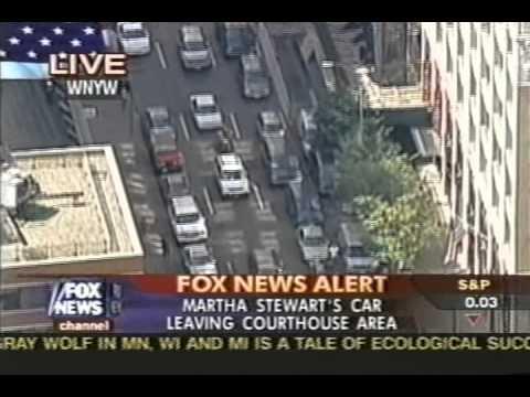 Lawyer Michael Wildes Speaks on the Martha Stewart Sentencing