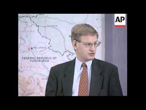 BOSNIA: DAYTON PEACE ACCORD DID NOT BRING PERMANENT PEACE