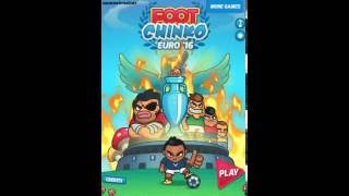 Foot Chinko Euro 2016 | Football Games
