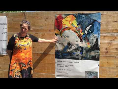 artiazza Artist of the Month July 2017: Stefanie Seiler