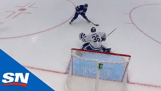 Toronto Maple Leafs Full First Intermission Shootout