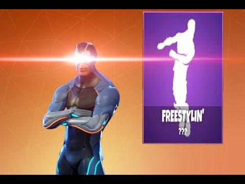 """""""Freestyle"""" EMOTE (Dancing In Solo)"""