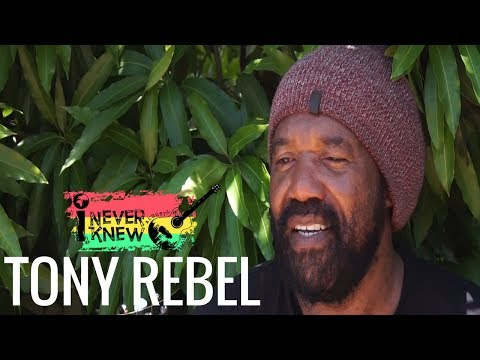 Tony Rebel Live INKTV Acoustic Session