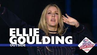 ELLIE GOULDING - JINGLE BELL BALL 2016