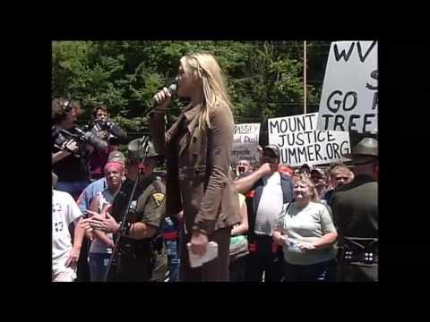 Marsh Fork Mining Protests