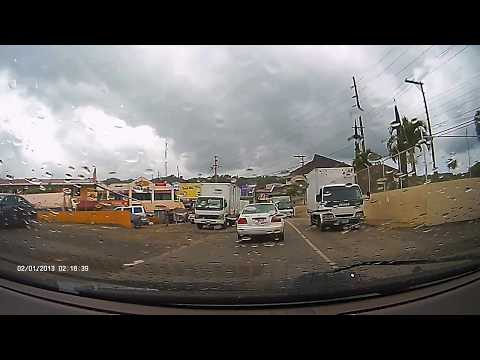 Crazy Driving   Mandeville   Manchester   Jamaica
