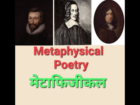 Metaphysical Poetry | metaphysical poets | john donne | literary help English literature