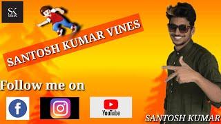 Jag suna suna lage // Funny dance//Santosh kumar//