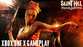 Silent Hill Homecoming - - Xbox One X Backwards Compatible Gameplay (1080p)